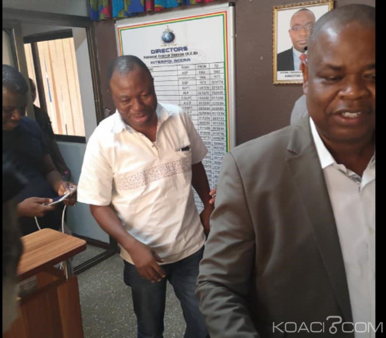 Côte d'Ivoire : Après 24 heures de détention à Accra, Damana Pickass enfin libéré