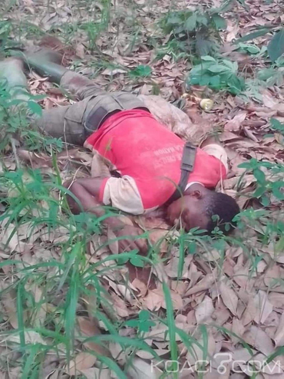 Côte d'Ivoire : A Bayota, parti à la chasse des escargots,  un jeune retrouvé mort criblé de balles
