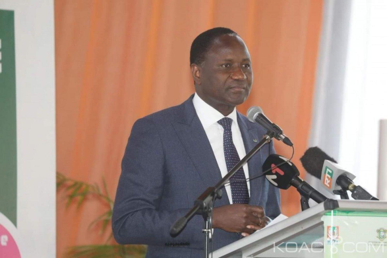Côte d'Ivoire : Abidjan, Mamadou-Sangafowa Coulibaly plaide pour la nomination d'une femme au  département de l'Agriculture