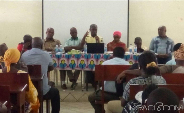 Côte d'Ivoire : Quatre mois après sa grève, la Coordisanté sollicite près de 15 millions FCFA auprès du Ministère pour réaliser sa tournée syndicale