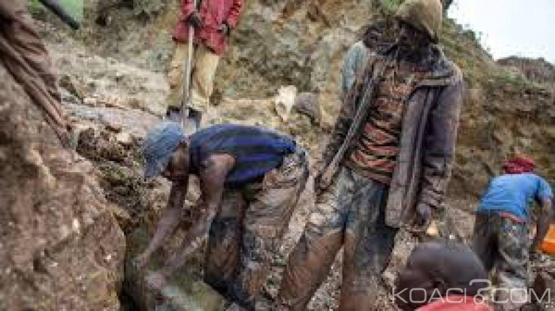 RDC : 14 morts au moins dans l'éboulement d'une mine de cassitérite dans l'est