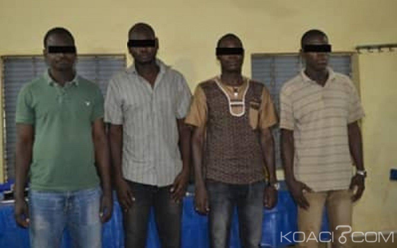 Burkina Faso : Des braqueurs se faisant passer pour des orpailleurs interpellés