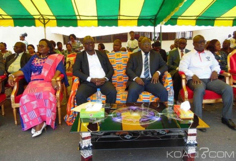 Côte d'Ivoire : Lancement des activités socioculturelle et sportives 2019 au CROU-Bouaké, la directrice revient sur le problème d'infrastructures sportives