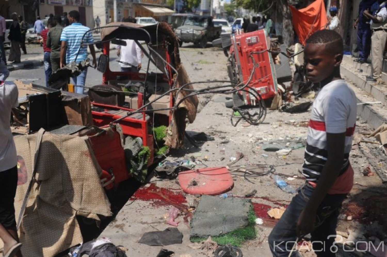 Somalie: Al Shabab frappe encore Mogadiscio, au  moins 15 morts