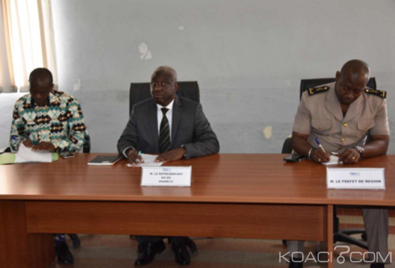 Côte d'Ivoire : Protection des consommateurs d'électricité, dans le Gbêkê l'ANARE insiste qu'elle reste le seul recours pour les litiges à titre gracieux