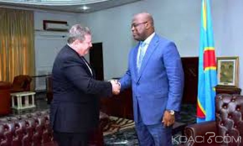 RDC : Visite de Tshisekedi aux Etats-unis début Avril,  levée de la mesure de suspension de l'installation du sénat
