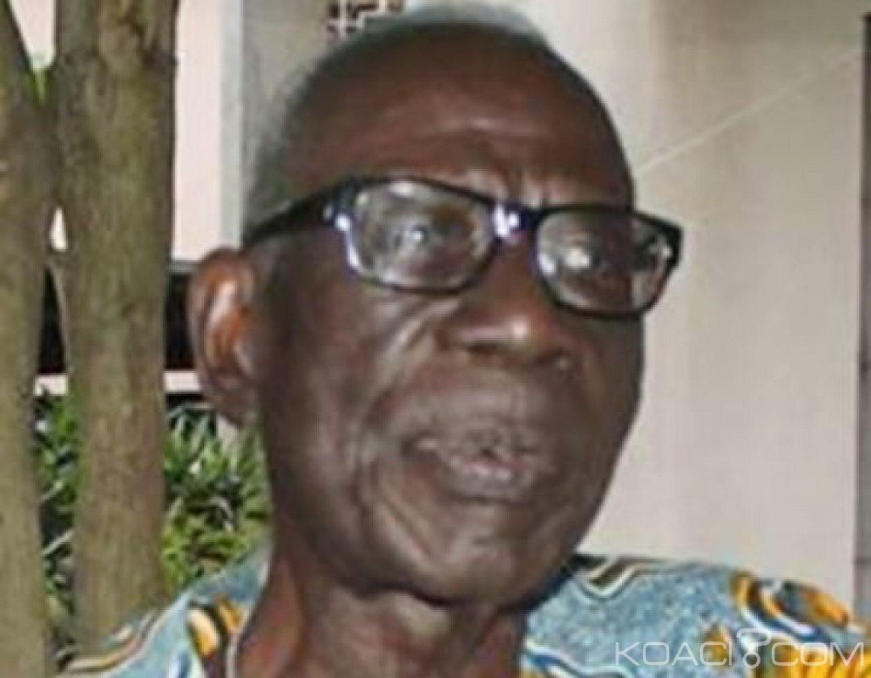 Côte d'Ivoire : Bernard Blin Dadié sera inhumé le 12 avril prochain à Abidjan