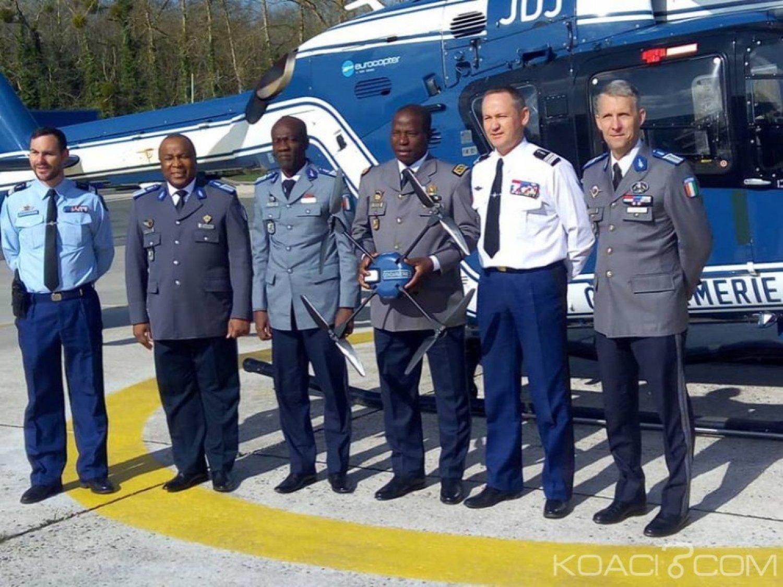Côte d'Ivoire : Défense, le Général Apalo en mission  pour s'imprégner de l'expérience de la gendarmerie Française