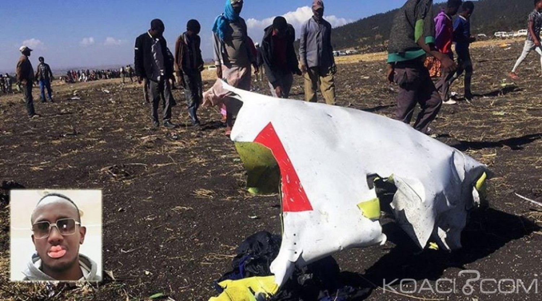 Ethiopie :  Après le crash d'Ethiopian Airlines, Boeing poursuivi en justice par la famille d'une victime rwandaise