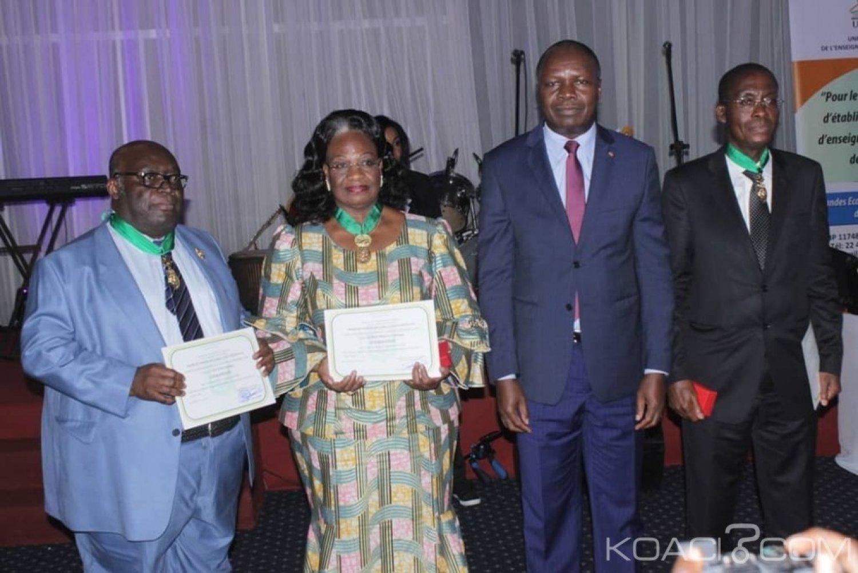 Côte d'Ivoire : Enseignement supérieur, les fondateurs d'établissements privés demandent à Mabri de se pencher davantage sur leurs problèmes
