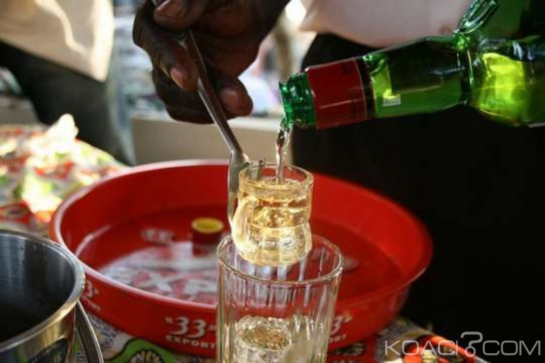 Ghana : Une compétition de consommation d'«Akpeteshie» emporte un candidat