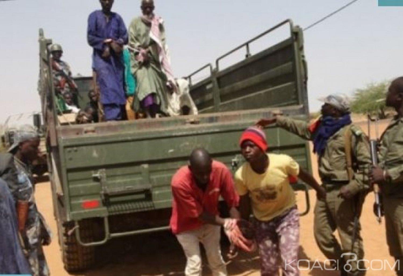 Mali: Massacre de Ogossagou, cinq suspects parmi les blessés, mis aux arrêts et transférés à Bamako