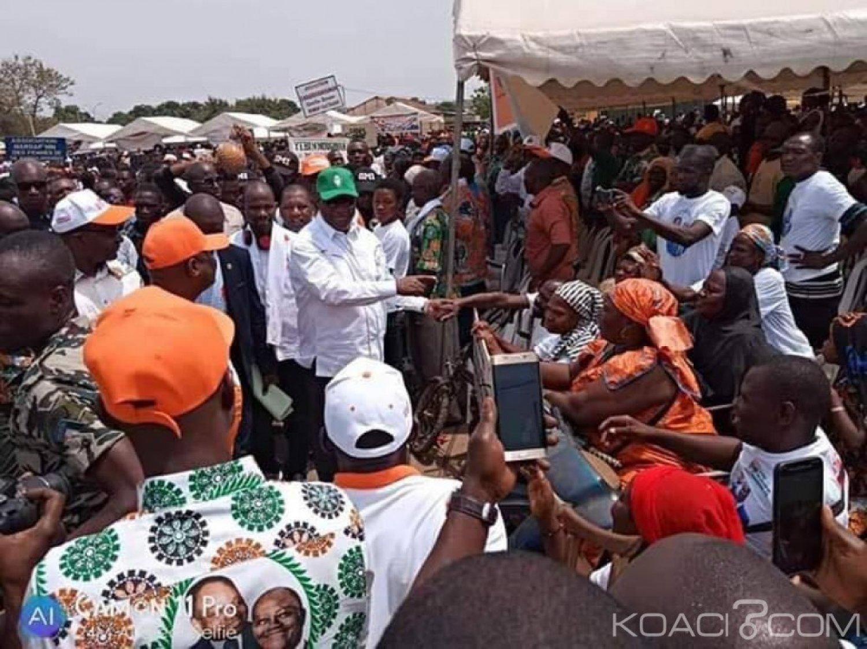 Côte d'Ivoire : Un mois après Soro, le RHDP fait le plein à Ferkessédougou