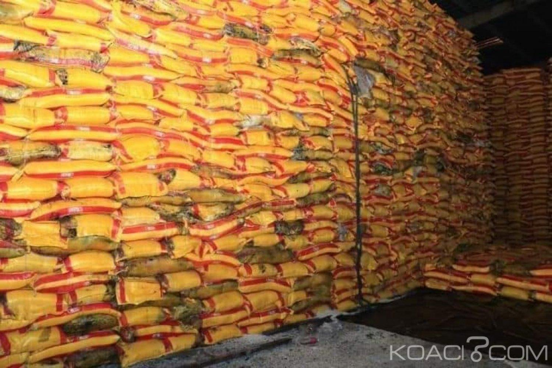 Côte d'Ivoire : Présence du riz avarié à Abidjan, les analyses positives, le gouvernement enclenche une procédure de destruction  de la cargaison