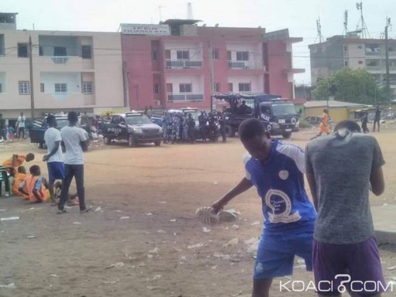 Côte d'Ivoire : «Faute d'autorisation», un meeting de Lida Kouassi empêché à Yopougon