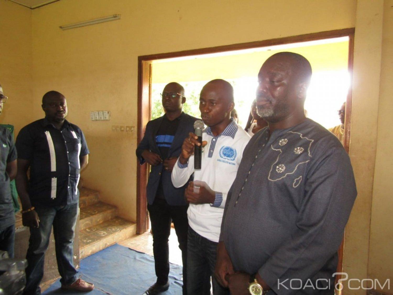Côte d'Ivoire : Depuis Abengourou, le MOJACI à Guillaume Soro «Je ne connais pas une seule école à votre actif»
