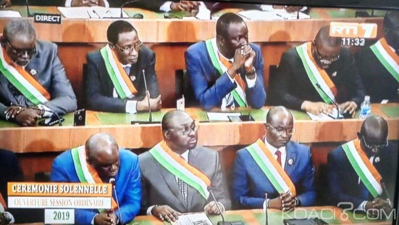 Côte d'Ivoire : Assemblée nationale, les députés plaident pour l'élaboration et l'adoption de la loi organique relative à leur statut, Ouattara d'accord mais fixe ses conditions