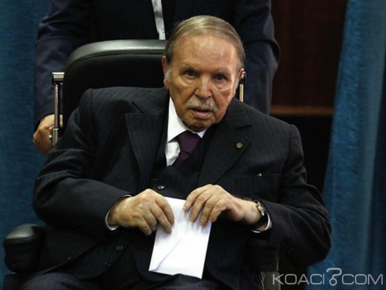 Algérie : Bouteflika va quitter le pouvoir avant le 28 Avril