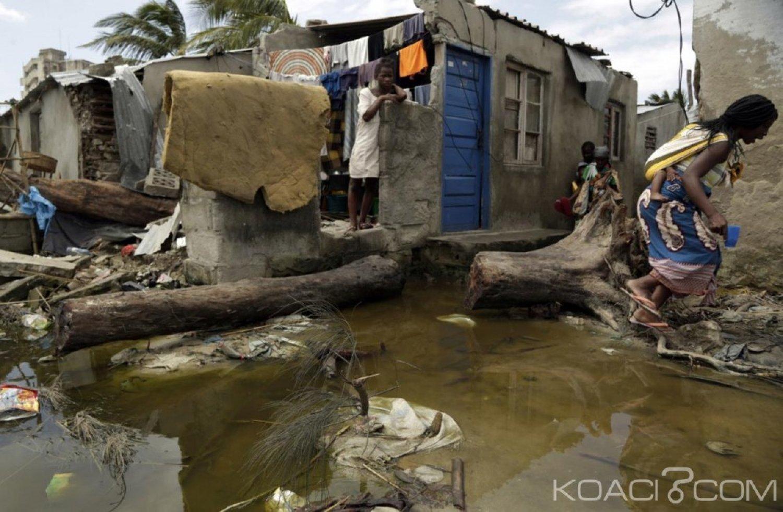 Mozambique:  Cyclone Idai, 1000 cas recensés et un premier mort suite à une épidémie de choléra