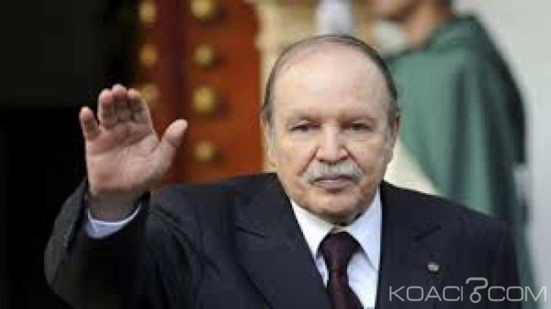 Algérie :  Bouteflika a quitté le pouvoir