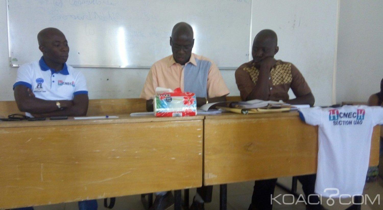 Côte d'Ivoire: Affaires Cnec: Johnson  Kouassi Zamina demande un débat télévisé avec le président Abou Karamoko