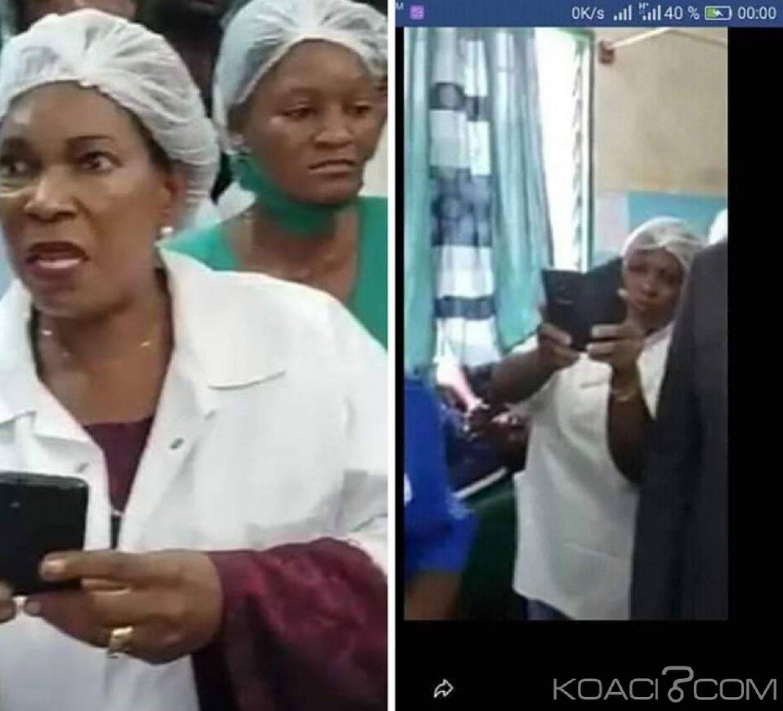Cameroun : Des infirmières sanctionnées pour violation de l'éthique médicale
