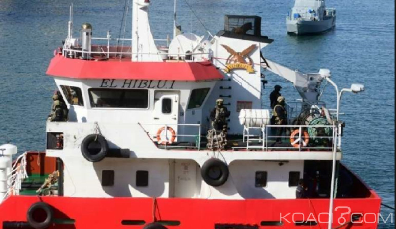 Côte d'Ivoire : Pétrolier ravitailleur détourné en Méditerranée, un ivoirien parmi les accusés, il risquerait 30 ans de prison