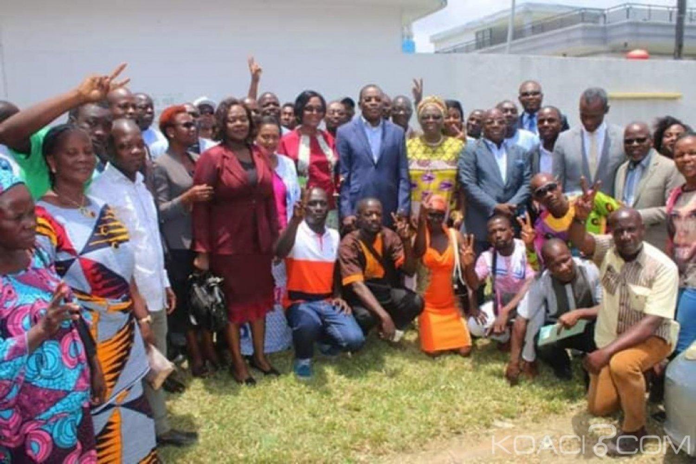Côte d'Ivoire : Après son rendez-vous manqué avec Gbagbo, Affi reçoit le soutien de ses partisans