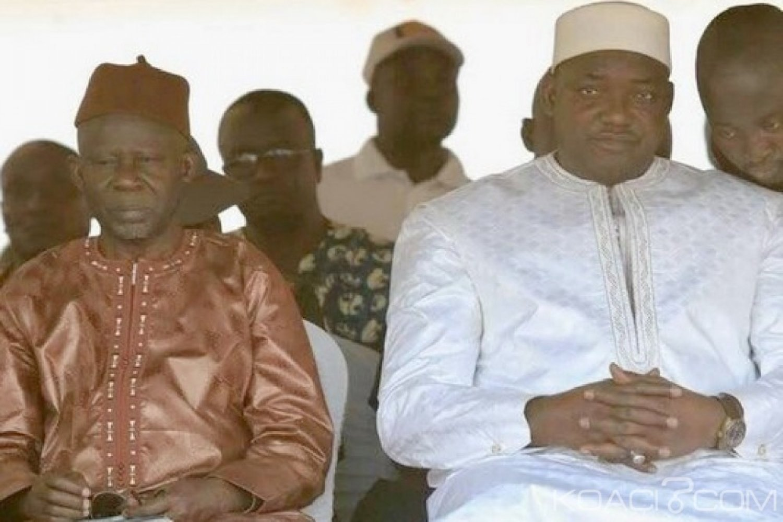 Gambie : Limogé et accusé, Darboe contrattaque Barrow
