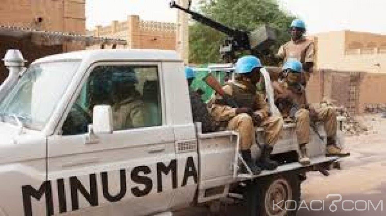 Mali: Tirs de roquettes contre un camp de la Minusma à Kidal