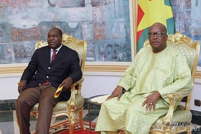 Burkina Faso : Le président Kaboré rencontre l'opposition et la majorité sur la situation nationale