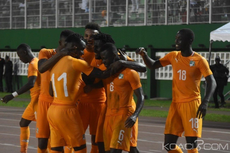 Côte d'Ivoire : Classement FIFA, malgré les victoires contre le Rwanda et le Liberia, les éléphants toujours hors du Top 10 africains