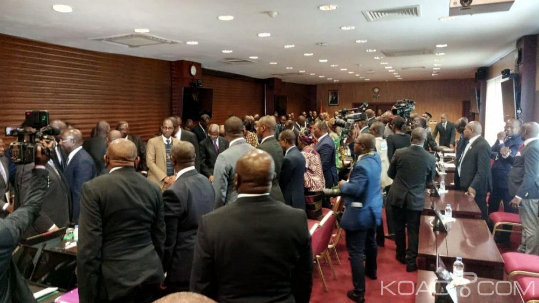 Côte d'Ivoire : Modification de la loi de la CEI, Gon aux opposants «le débat doit se faire sans passion, avec rigueur et objectivité»