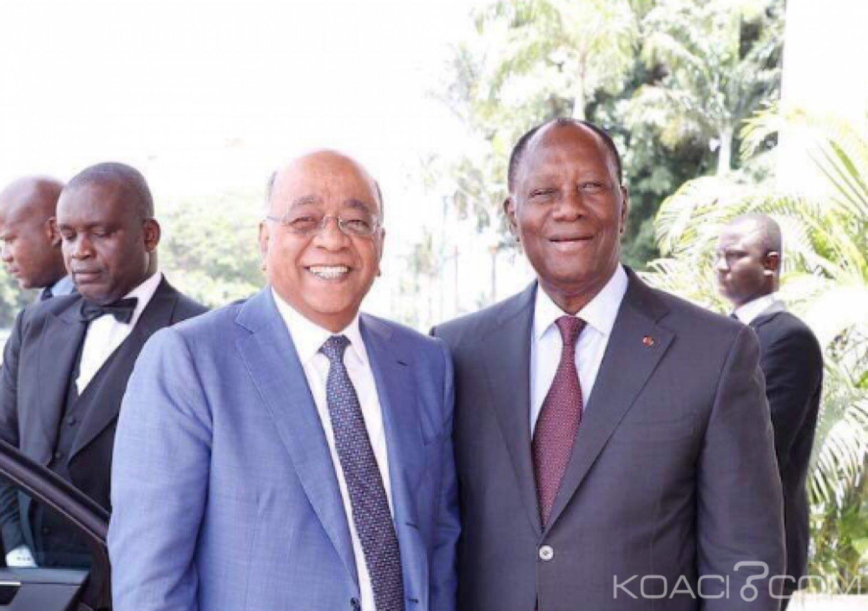 Côte d'Ivoire : La rencontre annuelle  de la Fondation Mo Ibrahim va se tenir à Abidjan, Ouattara annoncé pour un panel sur l'immigration