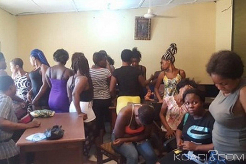 Ghana : Amende pour des travailleuses de sexe à Accra