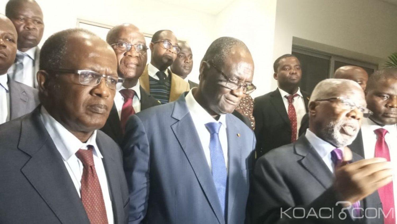 Côte d'Ivoire : Réforme de la CEI, l'opposition renvoie le Gouvernement à une concertation tripartite