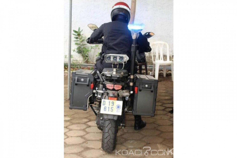 Côte d'Ivoire : Vidéo verbalisation, le montant des contraventions connu varie selon les infractions commises