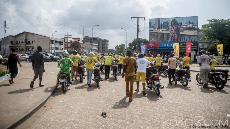 Bénin: Législatives, la police empêche une manifestation de l'opposition à Cotonou
