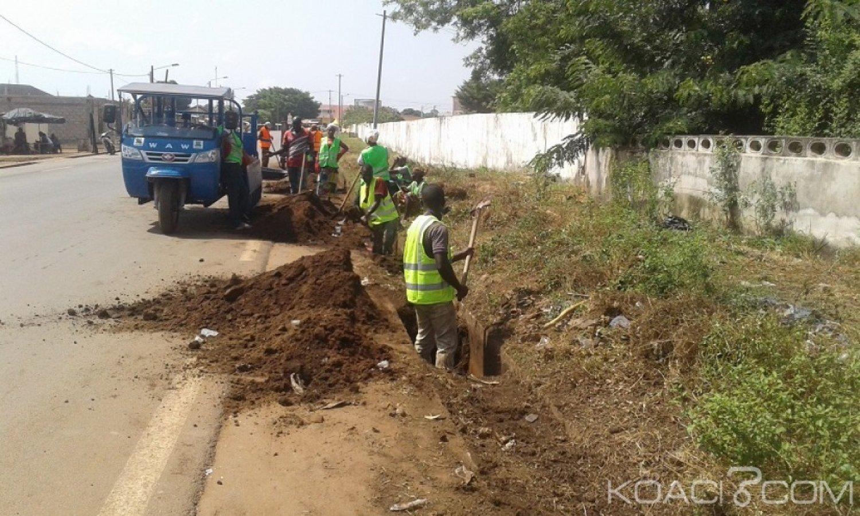 Côte d'Ivoire : 1500 jeunes vont bénéficier d'un emploi temporaire pour les  travaux d'utilité publique