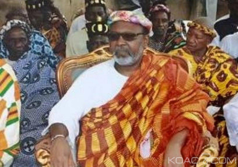 Côte d'Ivoire : Affaire de chefferie en pays baoulé, Yamoussoukro laboratoire de Bédié pour Sakassou?