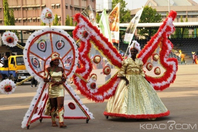 Nigeria : Le carnaval d'Abuja décalé