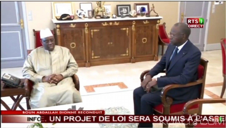 Sénégal : Mahammad Dionne reconduit comme Premier ministre… toujours pas de nouveau gouvernement