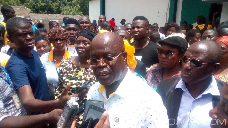 Côte d'Ivoire : Bouaké, dans une rencontre du CNAR, Silué Kagnon  « l'Houphouëtisme doit être enseigné dans les écoles...»