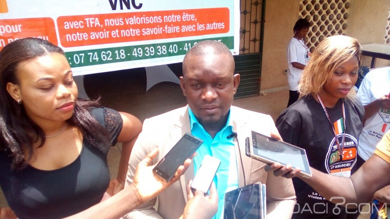 Côte d'Ivoire : Bouaké, pour apprendre aux ivoiriens à être des investisseurs de demain,  TFA s'installe dans le Gbêkê