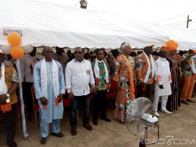 Côte d'Ivoire : Depuis Aboisso, Séka Séka Joseph à l'opposition : «En dehors du RHDP, le reste n'est que du vent »