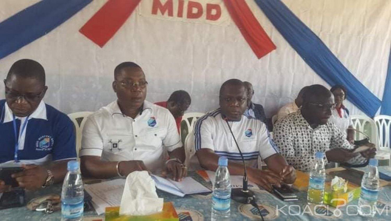Côte d'Ivoire : Pour le gel de leurs comptes, le MIDD veut saisir la chambre administrative de la cour suprême