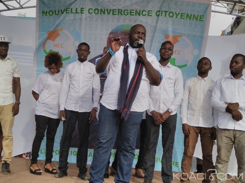 Côte d'Ivoire: À Marcory, Thomas Noba appelle à un sursaut de la jeunesse en 2020