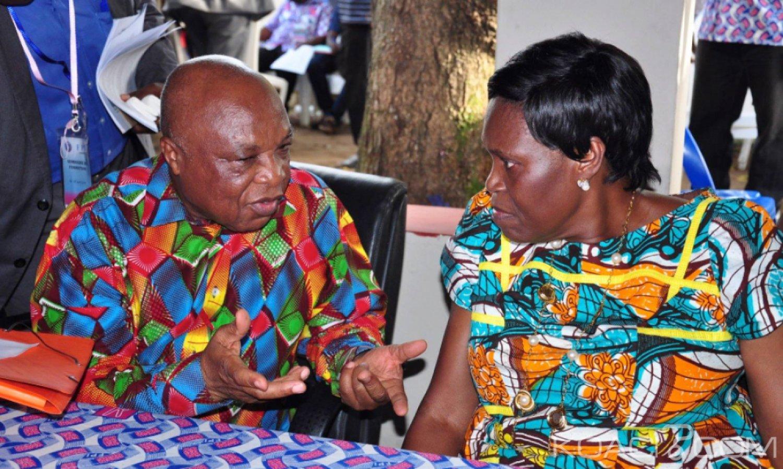 Côte d'Ivoire : Rendez-vous manqué Affi-Gbagbo, Assoa Adou donne sa version « si Agnès Monnet a démissionné, c'est parce qu'elle a compris qu'Affi n'est pas digne de confiance »