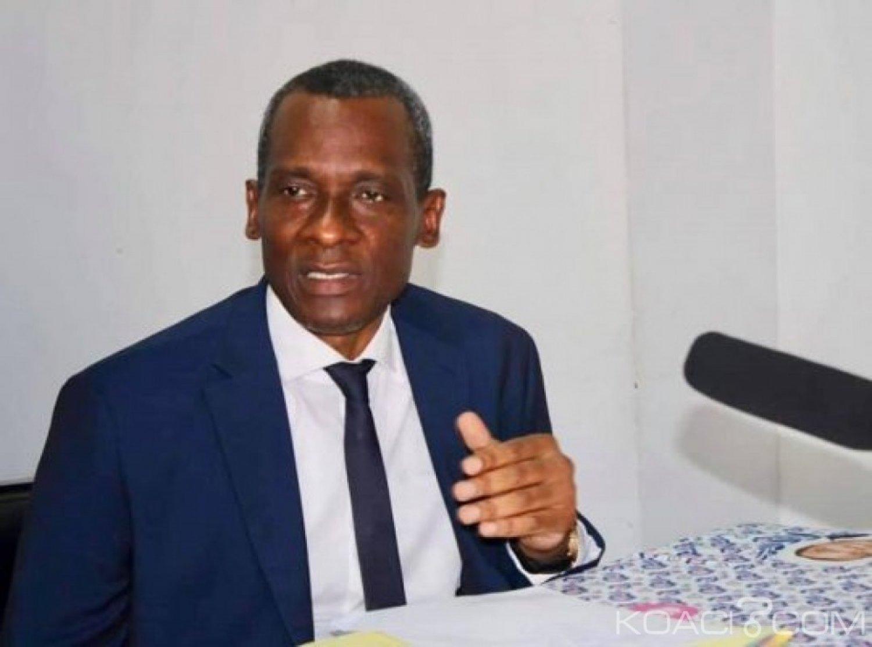 Côte d'Ivoire : Pour Issiaka Sangaré, Agnès Monnet a quitté Affi pour des raisons familiales