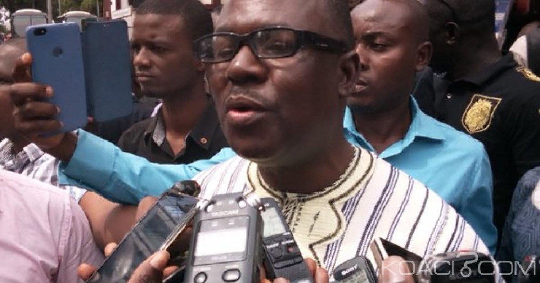 Guinée : Un leader de l'opposition arrêté pour avoir tenté de bloquer la rentrée parlementaire